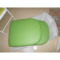 Replacement Cushions for Ball Chair in Green color and PU leather