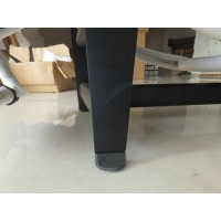 Repair Replacement Rubber Feet for Le Corbusier Style LC4 Chaise Lounge Chair