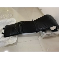 Le Corbusier LC4 Chaise Lounge Chair Cushion and Strap in Aniline Leather