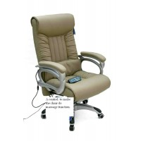 Office chair with massage function