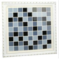 Simple style crystal glass mosaic tile Style 1