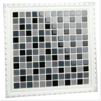 Simple style crystal glass mosaic tile Style 2
