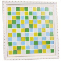 Simple style crystal glass mosaic tile Style 3