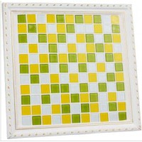 Simple style crystal glass mosaic tile Style 7