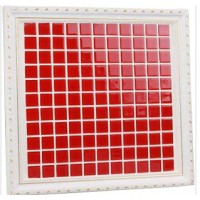 Simple style crystal glass mosaic tile Style 9