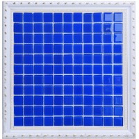 Glass mosaic crystal tile style 7