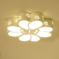 Remoted Control LED Ceiling lamp style 4