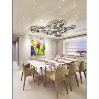 Mediterranean rudder style ceiling lamp children room lamp