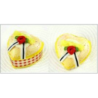 Cake magnetic sticker