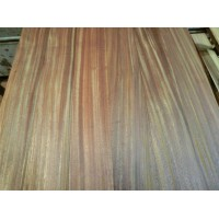 Solid wood flooring African padauk