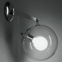 Artemide Style Miconos wall Lamp of Large size
