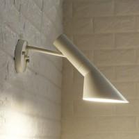 Antique lantern wall lamp