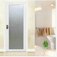 Alloy bathroom or kitchen door