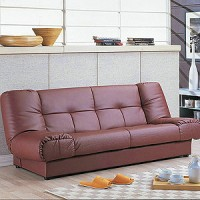 Leather Sofa Bed Foldable