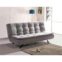 Functional folding fabric sofa bed