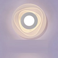 Simple style ceiling lamp for bathroom style 9