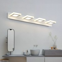 LED simple style mirror front lamp style 2