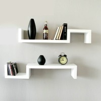 Book wall shelf