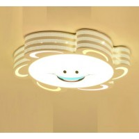 Carton ceiling lamp for children room style 1