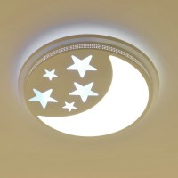 Carton ceiling lamp for children room style 5
