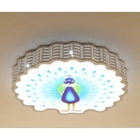 Carton ceiling lamp for children room style 7