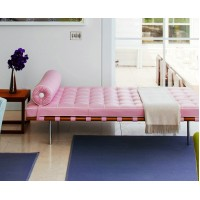 Fabric Barcelona Daybed Cushions and Straps