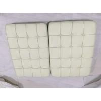 Off White Barcelona Chair Cushions