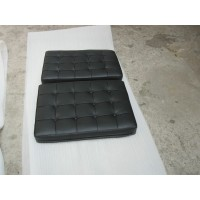 PU Leather Barcelona Chair Cushion Replacement and Straps