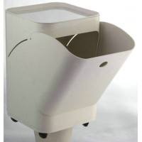Kartell Style Componibili Laundry Clothes Basket