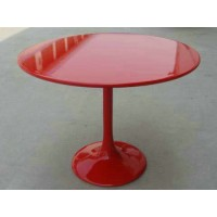 Tulip Table of 80cm,made in fiber glass