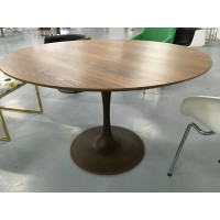 Wooden Tulip Table