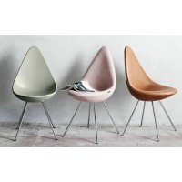 Arne Jacobsen Style Drop Chair