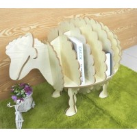 Sheep Bookcase Bookstack