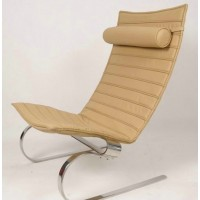 PK20 Sytle Lounge Chair inspired by Poul Kjaerholm