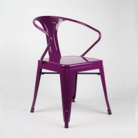 Tolix chair style 3