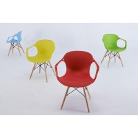 Plastic Pot Chair
