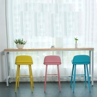 Muuto Style Nerd Bar Stool in Steel