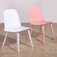 Muuto Style Nerd Chair in plastic