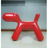 Magis Me Too Puppy Father, made in fiberglass