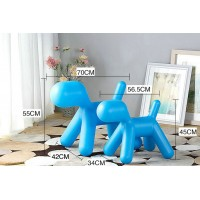 Small size Magis Me Too Puppy, made in plastic