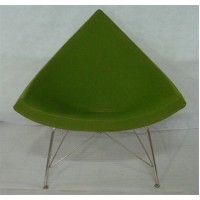 Coconut chair in fabric