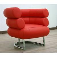 Bibendum chair in Real calf leather
