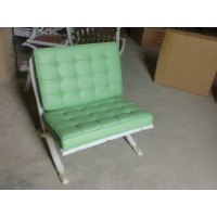 Green Barcelona Chair