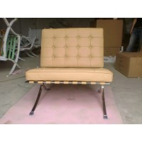 Camel Barcelona Chair