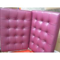Purple Barcelona Chair