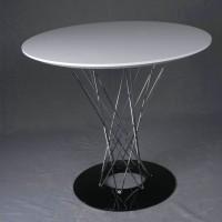 Noguchi Cyclone Dining Table of 60cm in diameter