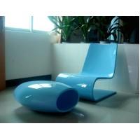 Mouvelle Vague Chaise Lounge